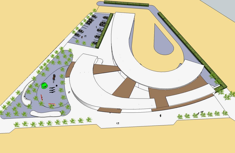 Mumarq Interiorismo y Arquitectura - Arquitectura Estación Autobuses