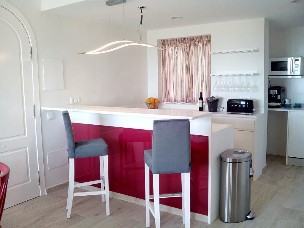 Mumarq Interiorismo y Arquitectura - Reforma Duplex Guardamar