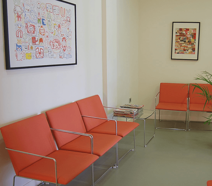 Mumarq Interiorismo y Arquitectura - Reforma Clínica Dental Murcia