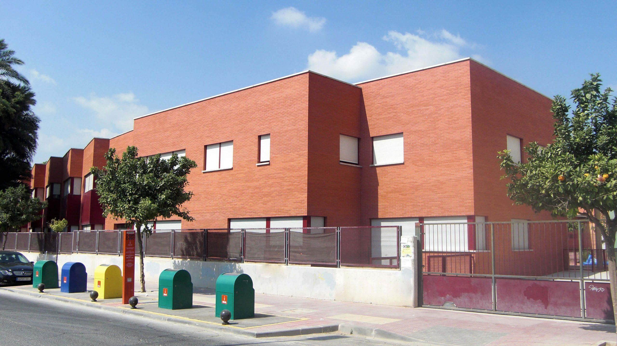 Mumarq Interiorismo y Arquitectura - Arquitectura Colegio Gabriel Pérez Carcel