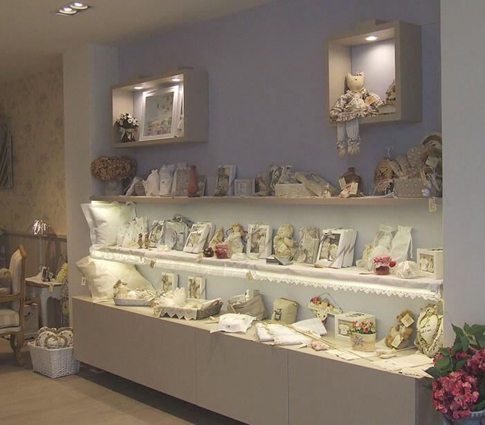 Mumarq Interiorismo y Arquitectura - Interiorismo tienda La Nonna