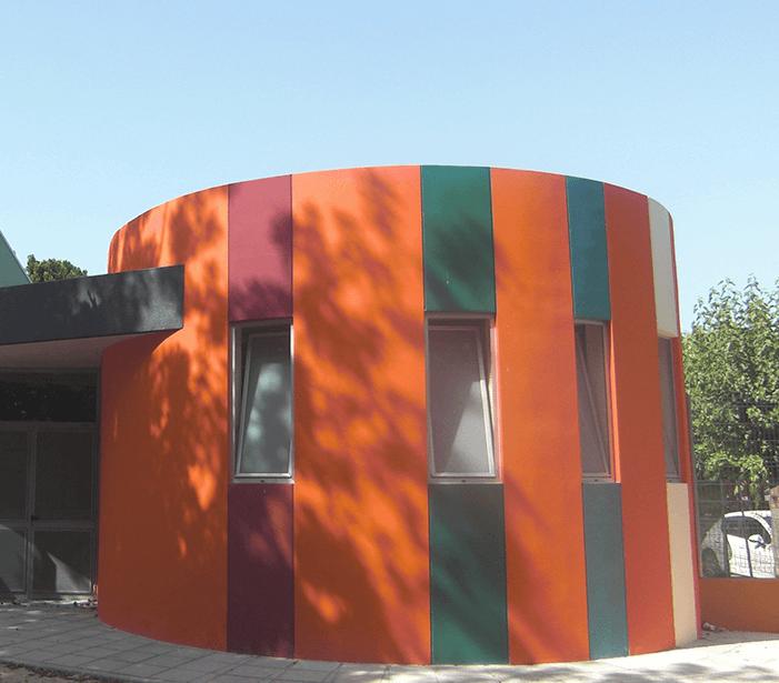 Mumarq Interiorismo y Arquitectura - Arquitectura Pabellón Murcia