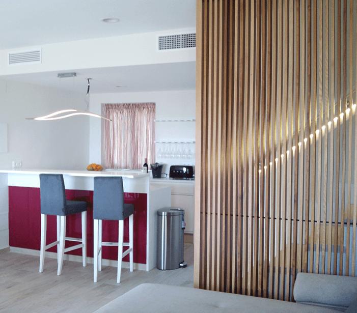 Mumarq Interiorismo y Arquitectura - Reforma Vivienda Murcia