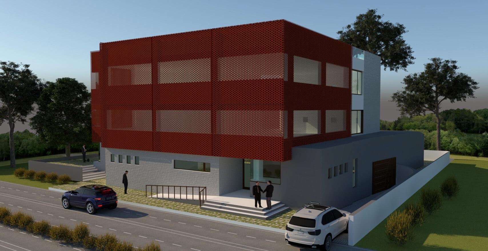 Mumarq Interiorismo y Arquitectura - Arquitectura Sede Cáritas Murcia