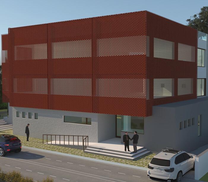 Mumarq Interiorismo y Arquitectura - Arquitectura Sede Diocesana