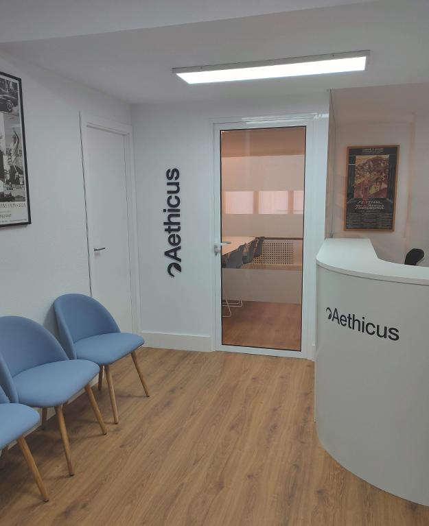 Mumarq Interiorismo y Arquitectura - Interiorismo Despacho Aethicus