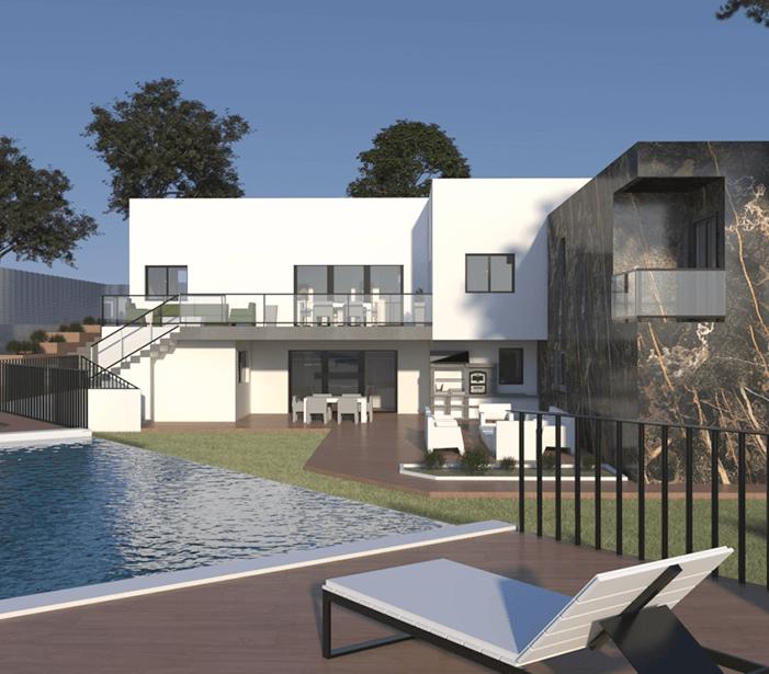 Mumarq Interiorismo y Arquitectura - Arquitectura Vivienda Unifamiliar Murcia