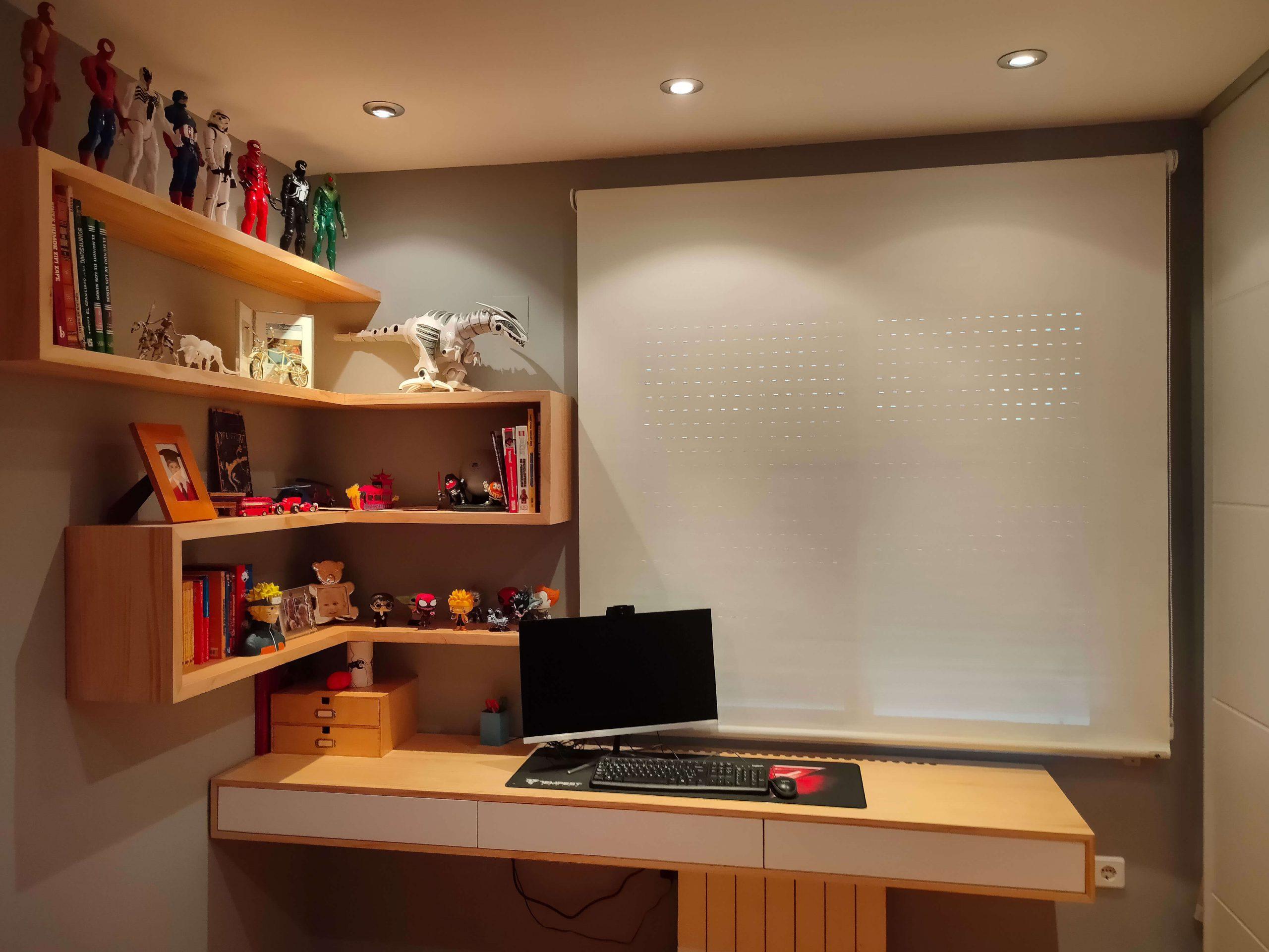 Mumarq Interiorismo y Arquitectura - Diseño de escritorio